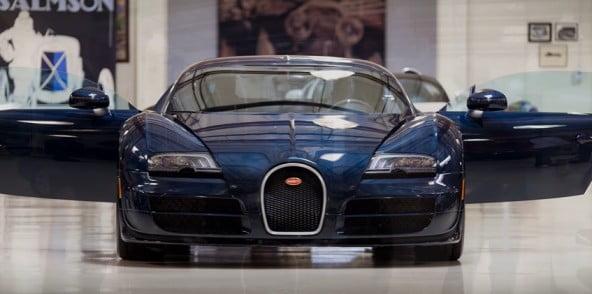 fastest legal street cars- Bugatti Veyron 16.4 Super Sport