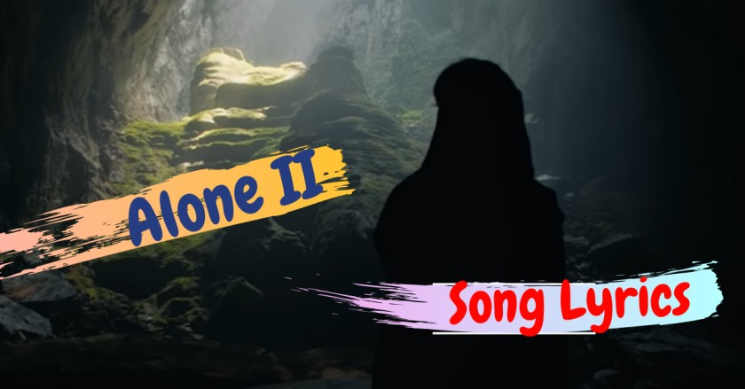 Alan Walker & Ava Max - Alone II Song Lyrics in English
