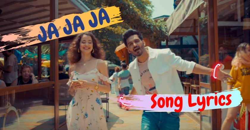 Gajendra Verma: Ja Ja Ja, Hindi, English Lyrics