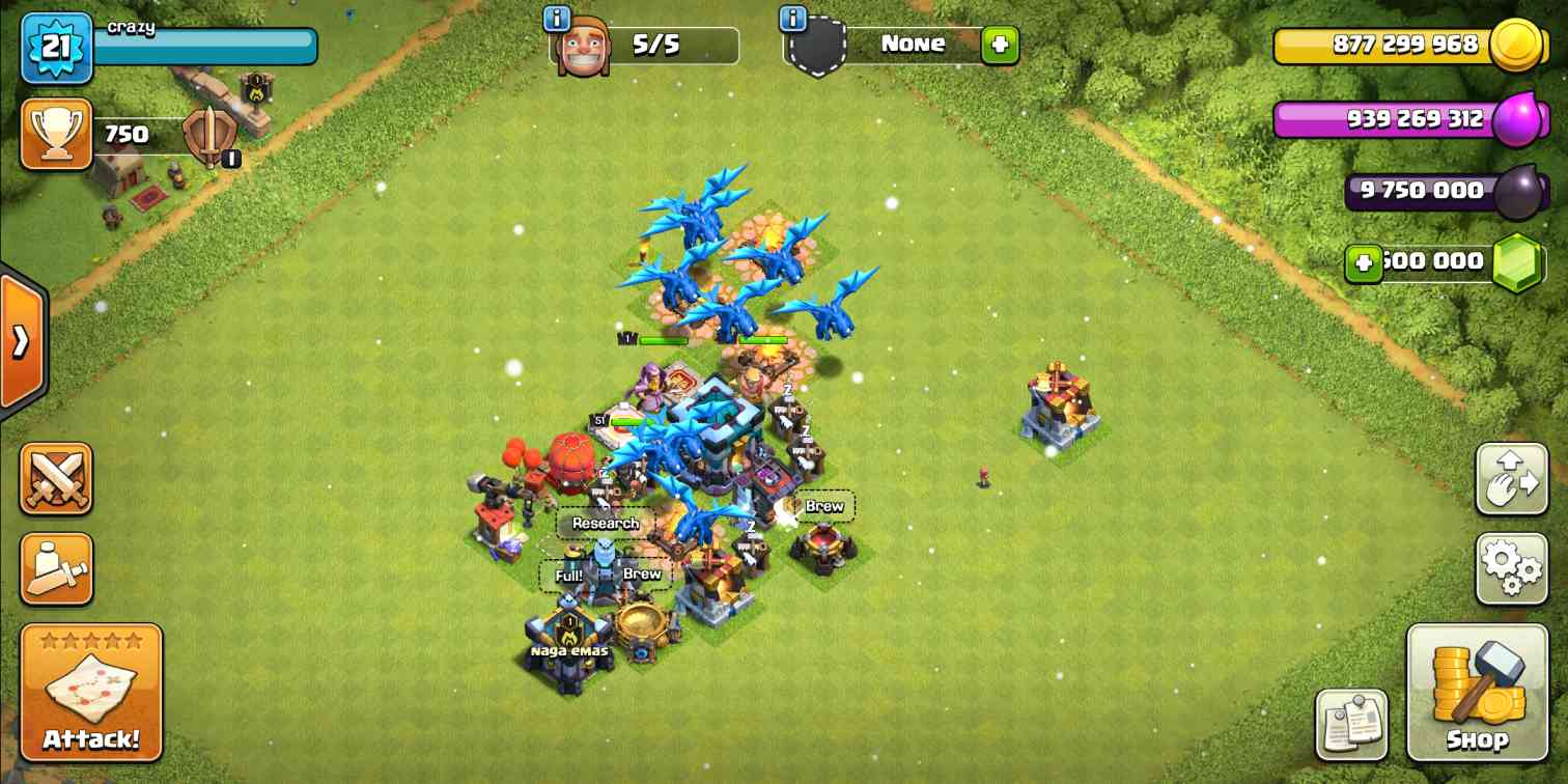 Clash Of Clans Hacks Apk Free Download For Android