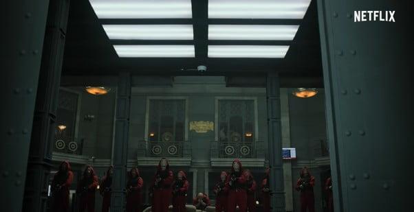Download Money Heist (Netflix) Season(1-2-3-4) –  Full 720p, 300mb HD Series From Isaimini