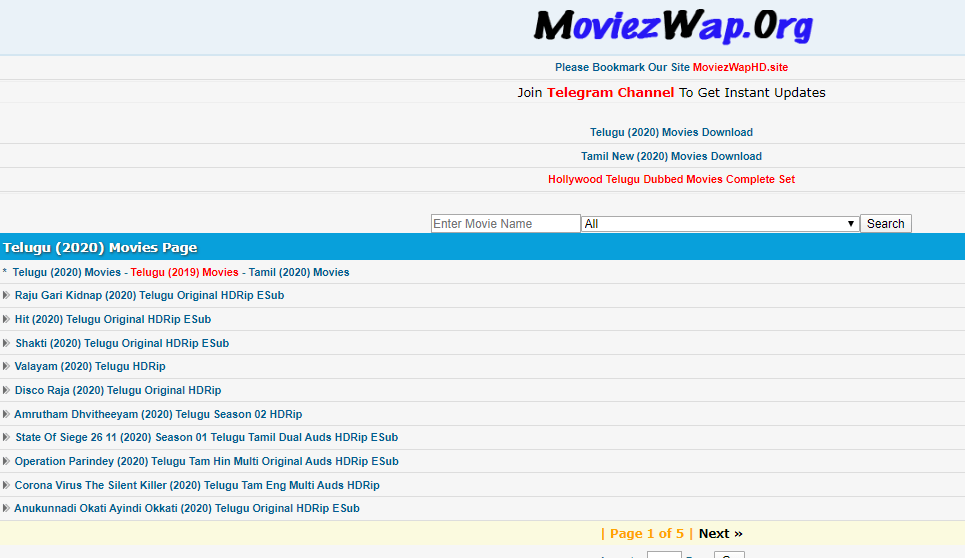 Moviezwap 2020 – Latest Mp4 HD, 300mb, 720p Hollywood, Bollywood Movies