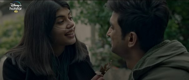 """Dil Bechara 480p, 300mb latest Full Movie Download. """"Sushant Singh Rajput"""""""