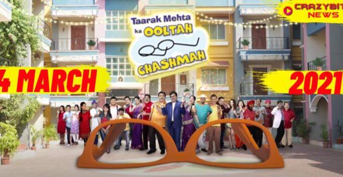 Taarak Mehta Ka Ooltah Chashmah 4 march