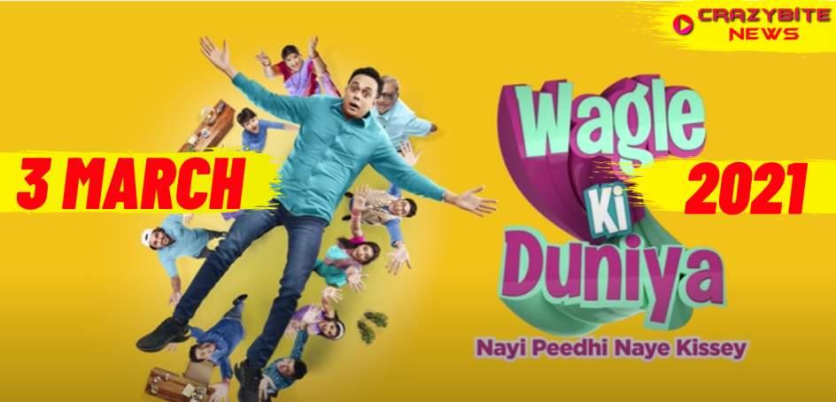 Wagle Ki Duniya (3 March 2021) Episode Updates
