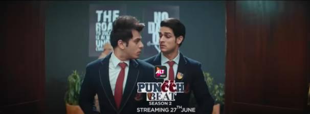 Puncch Beat - Poster