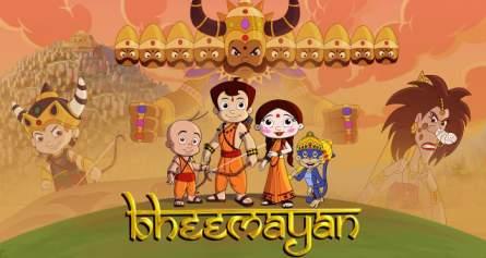 Chhota Bheem Bheemayan Full Hindi Dubbed Movie