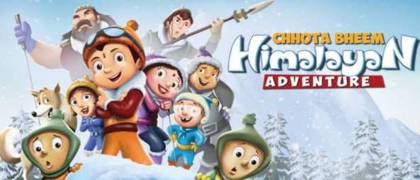 Chhota Bheem Himalayan Adventure (2016) Full Hindi Dubbed Movie