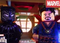 LEGO Marvel Super Heroes: Black Panther (2018) Full Hindi Dubbed Movie