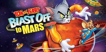 Tom And Jerry Blast Off To Mars (2004) Full Hindi Dubbed Movie