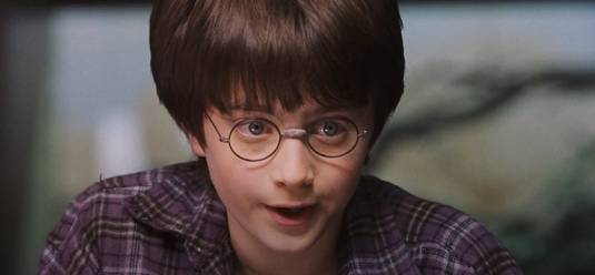 1. Harry Potter and the Philosopher's Stone Part 1 (2001)