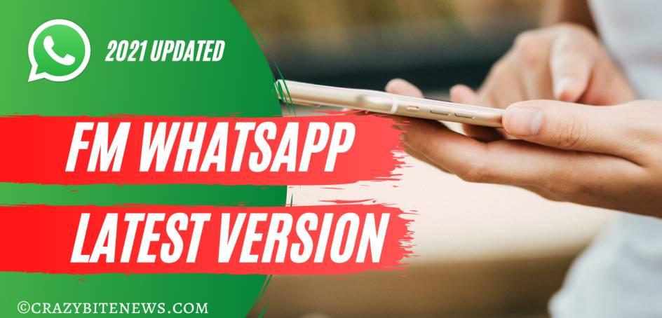 FM WhatsApp APK Download (Anti-Ban) 2021 Latest Version